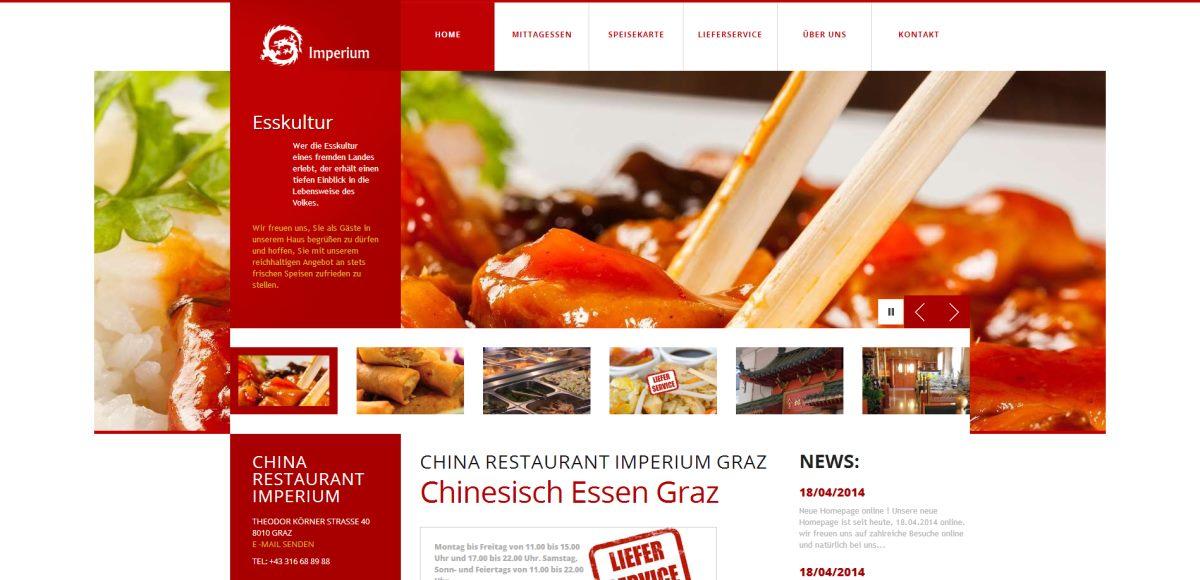 china restaurant imperium graz: